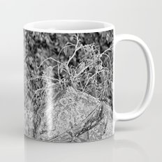 Strangler fig and boulder in the rain forest Mug