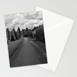 Newstead Abbey Country Garden Gravel Path Stationery Cards