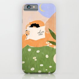 It Only Gets Better iPhone Case