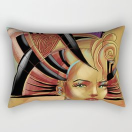 Pharao of Love Rectangular Pillow
