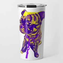 Diego the pug Travel Mug