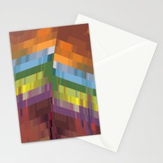The Patterned Feather Stationery Cards