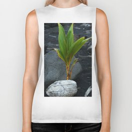 Let it grow Biker Tank