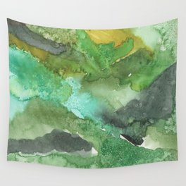 Aerial View 4 Wall Tapestry
