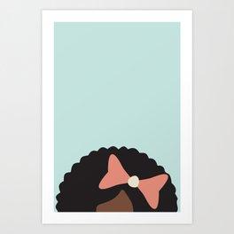 BOW Down Art Print