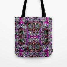 Ridged Patterns 4 A Tote Bag