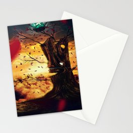 The Last Autumn Stationery Cards