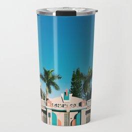 The Camelot Hotel Travel Mug