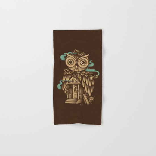 Night Watch Hand & Bath Towel