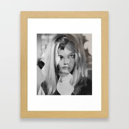 Another Portrait Disaster · JF Framed Art Print