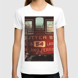 S.F. Cable Car T-shirt