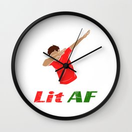 Looking for a trendy and in tee design? We got your back! Here's the perfect tee for you! Nice gift! Wall Clock
