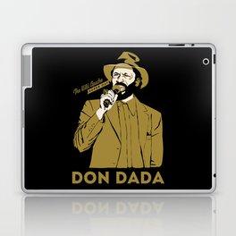 Super Cat Don Dada Laptop & iPad Skin