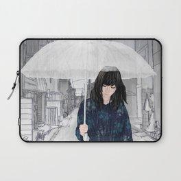 In The Rain Laptop Sleeve