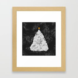Holliday Framed Art Print