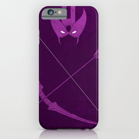 Hawkeye iPhone & iPod Case