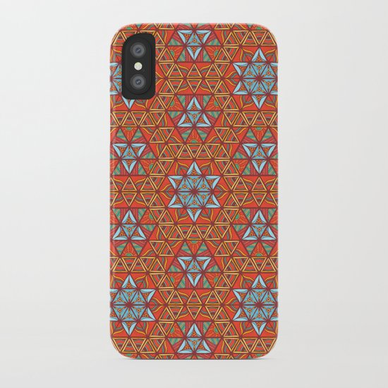 The Standing. iPhone Case