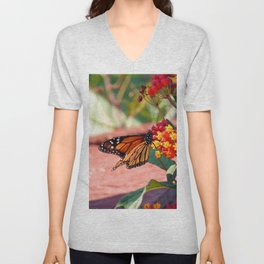 Monarch Beauty Unisex V-Neck