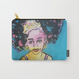 Black Queen in training 2 Carry-All Pouch