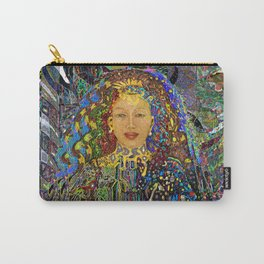 queenly Carry-All Pouch