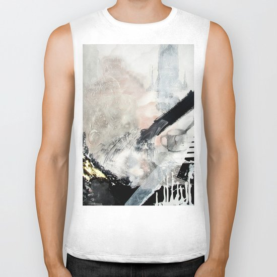 Saponification Abstraction Biker Tank