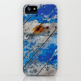 Burghead Boat 5 iPhone Case