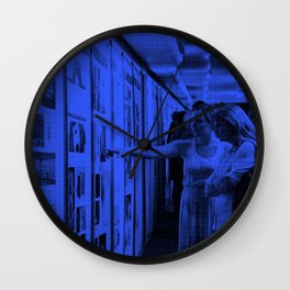 Senior Show 2015 Wall Clock