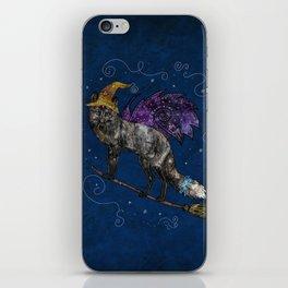 Midnight Vixen iPhone Skin