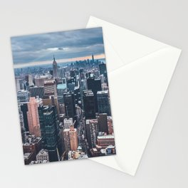 NYC II Stationery Cards