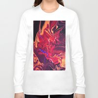 royal Long Sleeve T-shirts featuring Royal by Claire Day