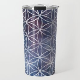 Sacred Geometry Universe 5 Travel Mug