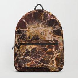 Marble Emperador Backpack