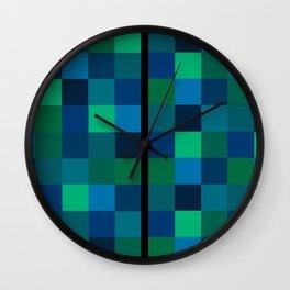 Pink rapsody Wall Clock