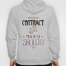 Make a Contract Hoody