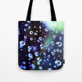 Stars in Space Tote Bag