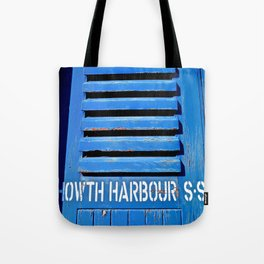 Howth Harbour Shutter Tote Bag
