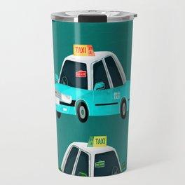 Lantau Taxi Travel Mug