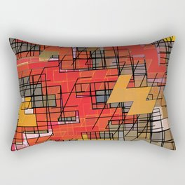Logical Rectangular Pillow