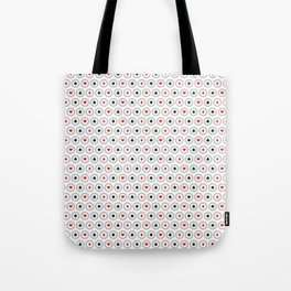 Casino Pattern | Gambling Luck Money Poker Cards Tote Bag