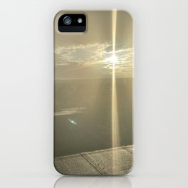 Glazing iPhone Case