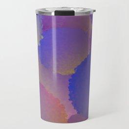 Purple Nuclear Fusion Travel Mug