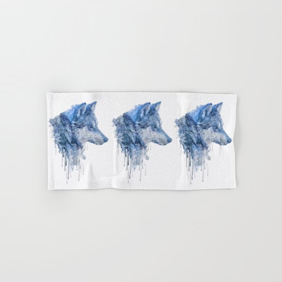 Loup Hand & Bath Towel