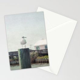 The Life of a Seagull Stationery Cards