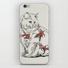 Fish Tank iPhone & iPod Skin