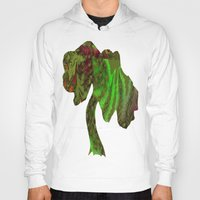 forrest Hoodies featuring Rain Forrest by Softmyst