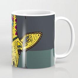 Punk Giraffe Coffee Mug