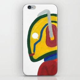 DOCTOR WHO, Rainbow Cyberman iPhone Skin