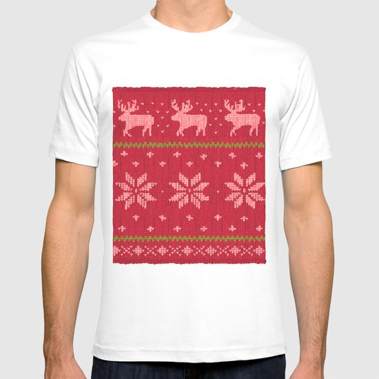 Winter Lovers Christmas T-shirt
