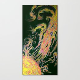 Emotional Space 8ish Canvas Print