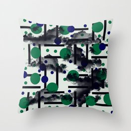 CEU 22 Throw Pillow